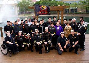 RMN 3rd Fleet ConCarolinas 2014